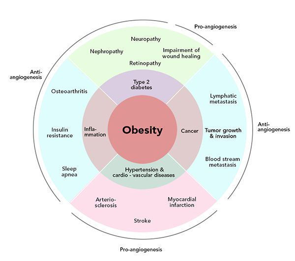 obesity table